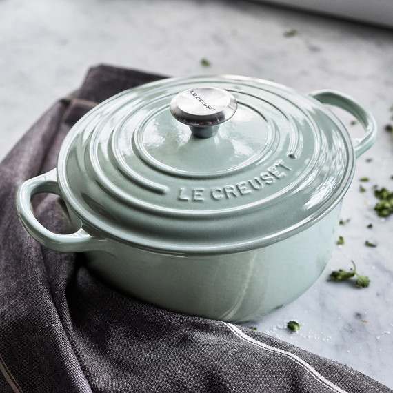 Smuk Le Creuset Just Launched Three New Colors, and We're Obsessed with WJ-57