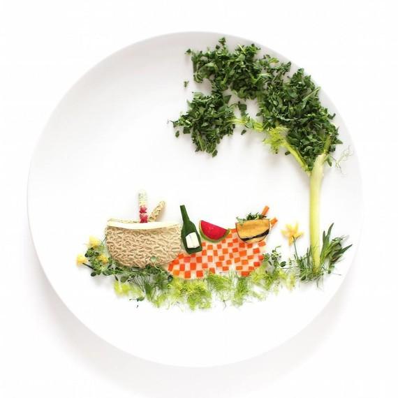 picnic-scene-food-art-cc-0617