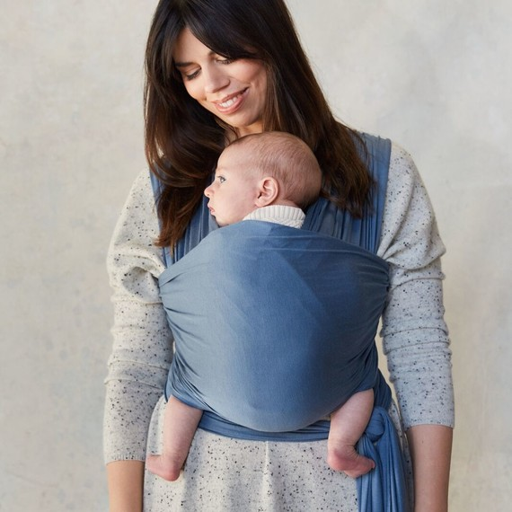 Babywearing Expert Elle Rowley S Offers Advice On Using Baby Wraps