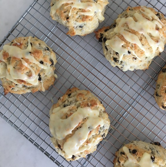 scones for sweet talk