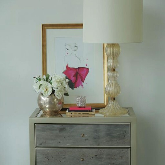 3 Neat Ways to Style a Nightstand