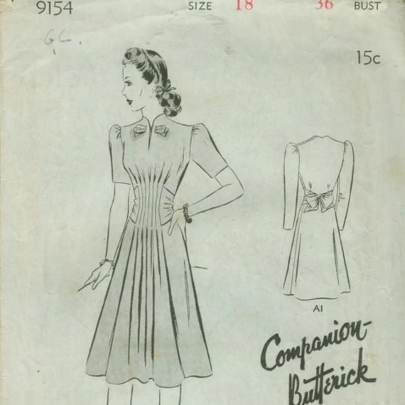 6060 Vintage Sewing Patterns Are Now Available For You To See Extraordinary Sewing Patterns Com