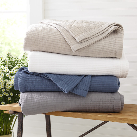 For Every Blanket Purchased, This Home Brand Will Donate Another to a Family in Need
