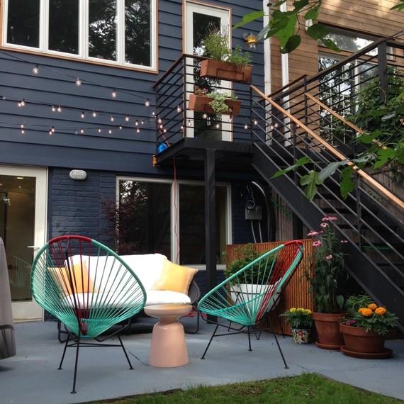 dania colorful home redo backyard