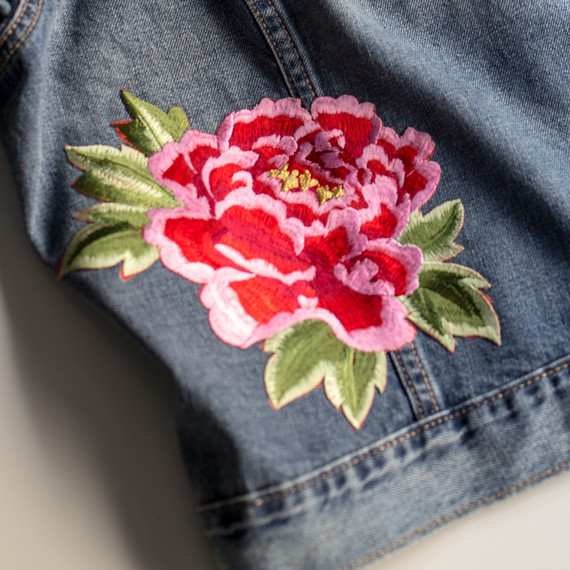 1 Denim Jacket: 3 Beautiful Ways to Personalize It