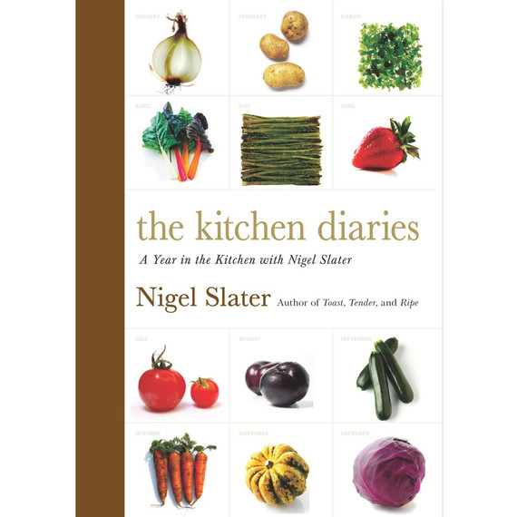 kitchen diaries bookcover