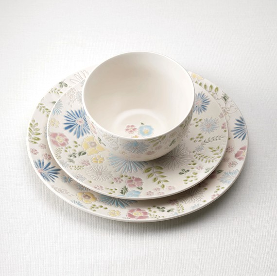 macys spring dinnerware garden & Discover Fresh New Cookware \u0026 Dinnerware by the Martha Stewart ...
