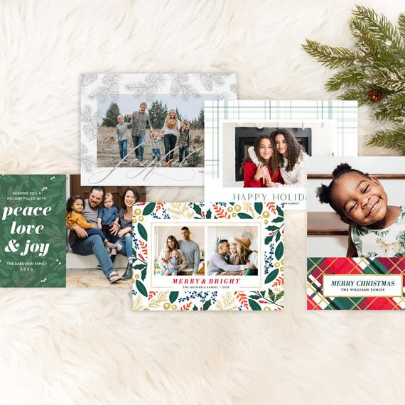 martha stewart mixbook holiday cards