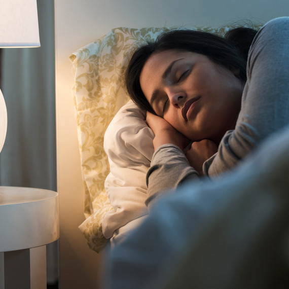 Here's How Electronics and Blue Light Impact Your Sleep Schedule