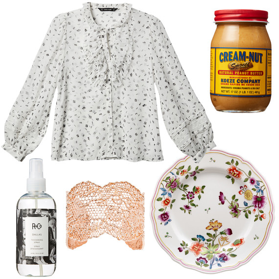 products shirt peanut butter plate cuff spray