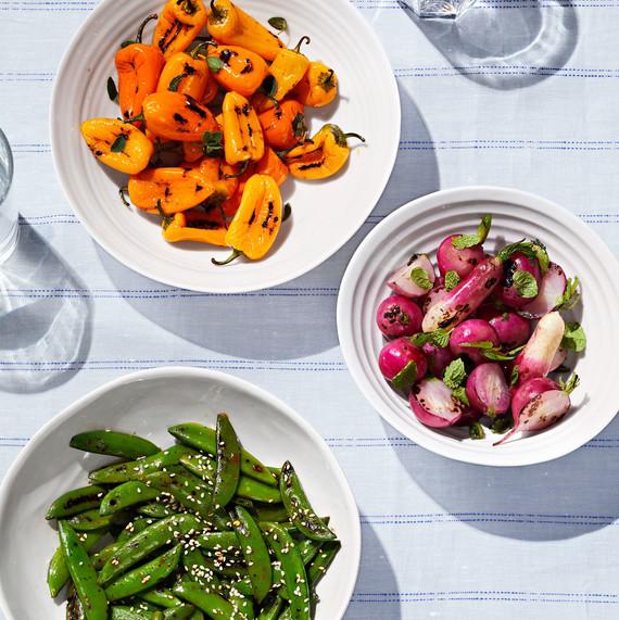 Summer Vegetable Side Dishes