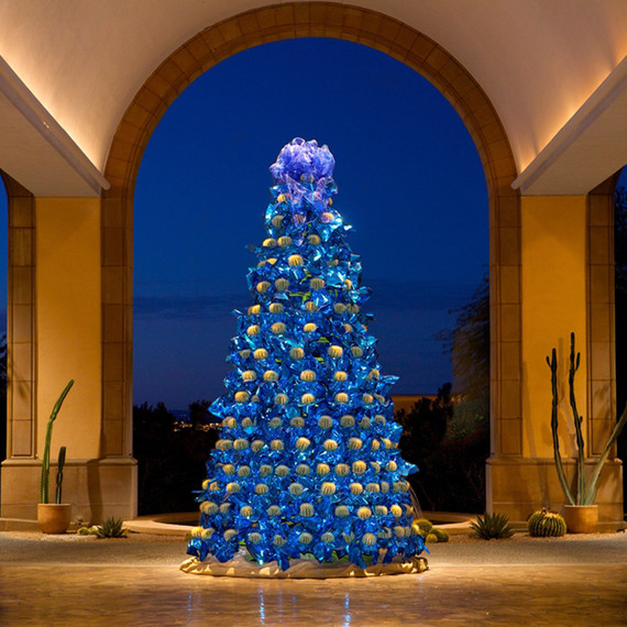 westin la paloma holiday decor
