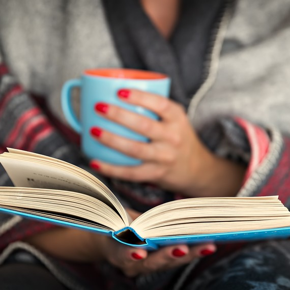 A New Survey of 27,305 People Finds Frequent Readers Are the Happiest