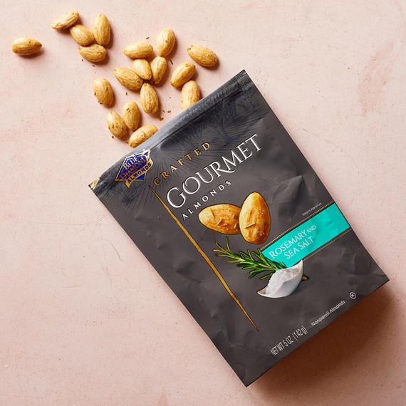 workout almonds