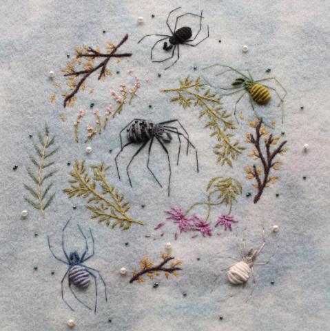 See Why We Love Adam Pritchett S Stitchtober Needlework