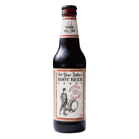 Small Town Brewery Not Your Fathers Root Beer
