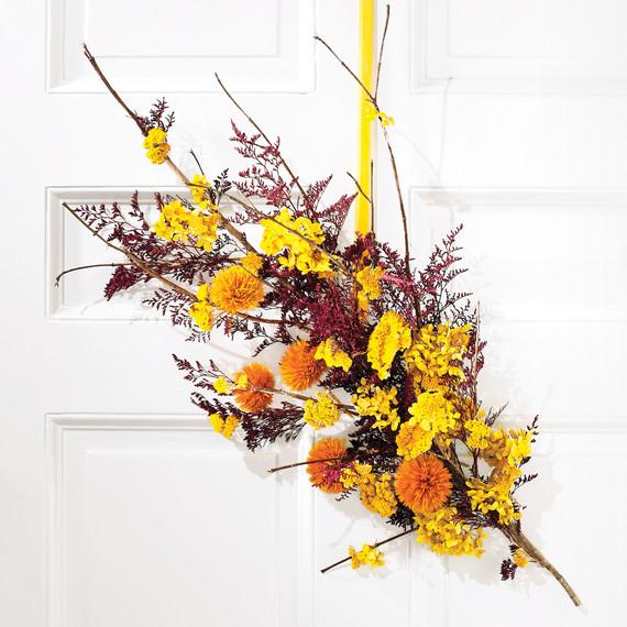 Dried Flowers: Striking Fall Bouquets That Last | Martha Stewart