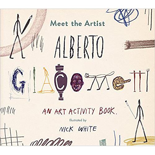 meet the artist book
