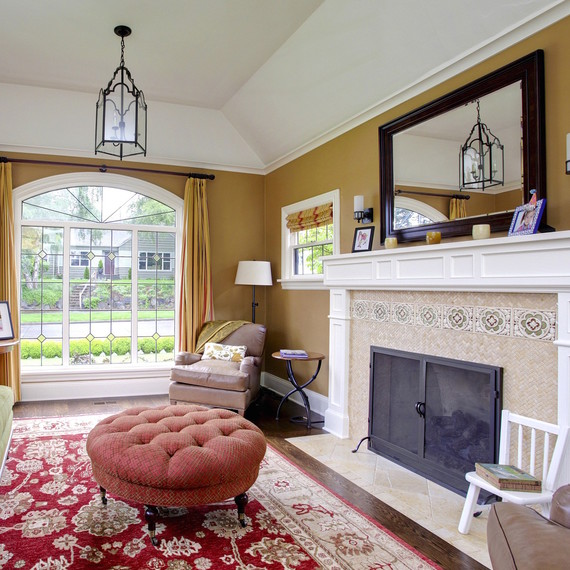 Living room color ideas Colour Schemes 2 Mustard Yellow Play Up The Color In Your Living Room Martha Stewart Living Room Color Ideas That Warm Up Your Space Martha Stewart