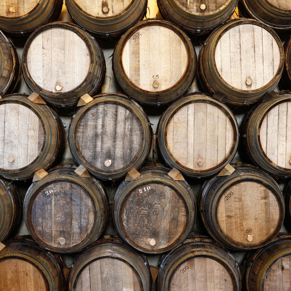 Why Are Oak Barrels Used to Age Wine?