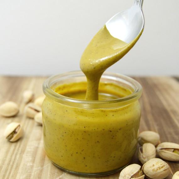 pistachio paste jar