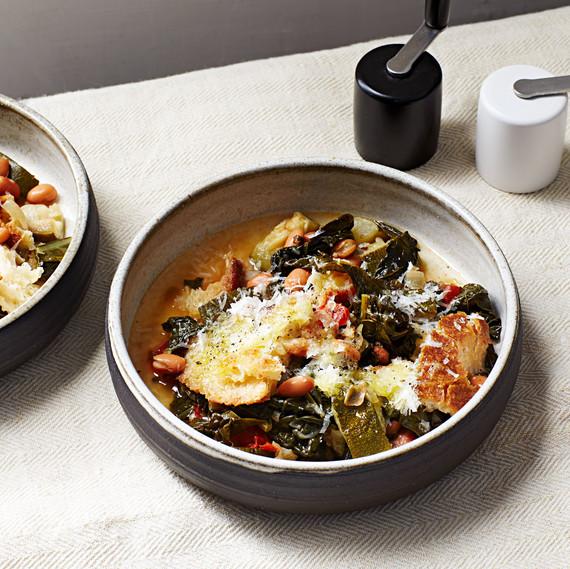 slow cooker ribollita