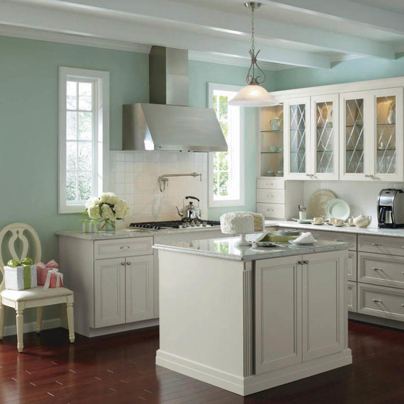 home depot kitchen landover blue