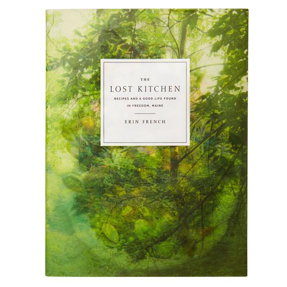 the lost kitchen cookbook