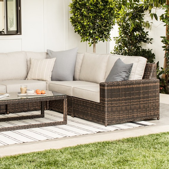 This Outdoor Furniture Line Is Recycling Ocean Plastic Martha Stewart