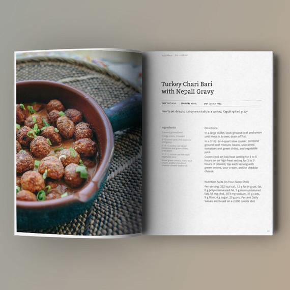 eat offbeat-cookbook-campaign