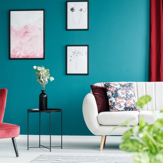 Here's What Your Favorite Paint Color Says About Your Personality