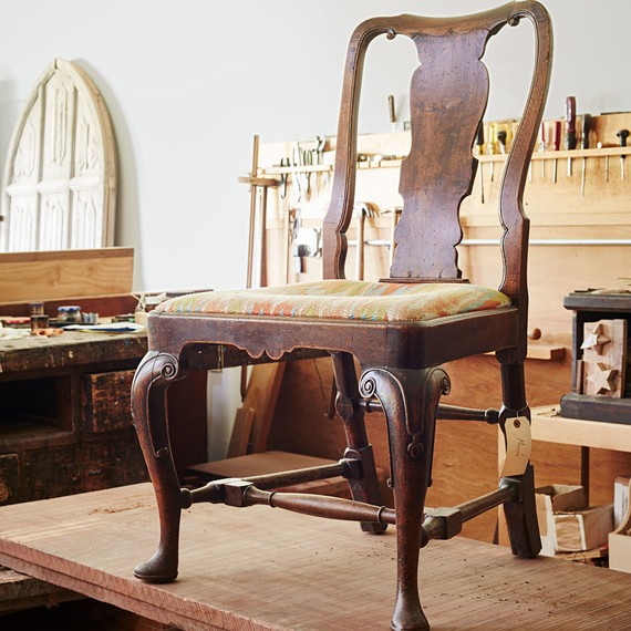 Martha And John Curry Show Us How To Restore Vintage Furniture
