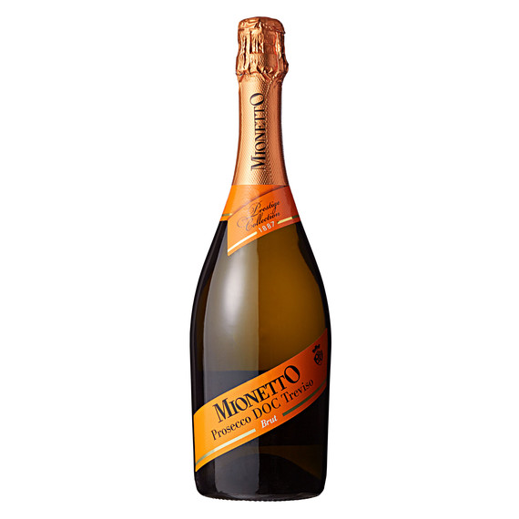 mionetto prosecco brut bottle