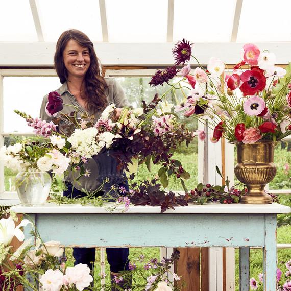 arranging flowers vermont