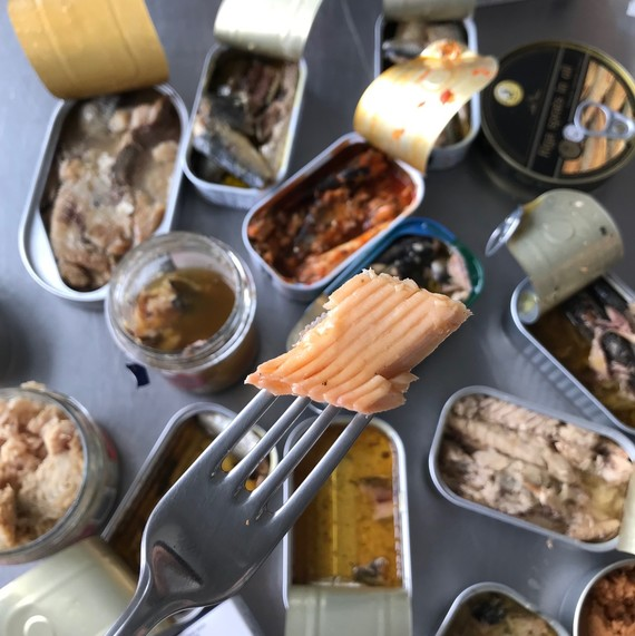 Why Our Food Editors Are Tinned Fish Aficionados Martha Stewart