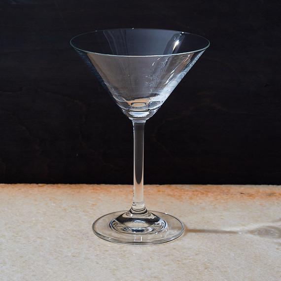 glass glossary martini