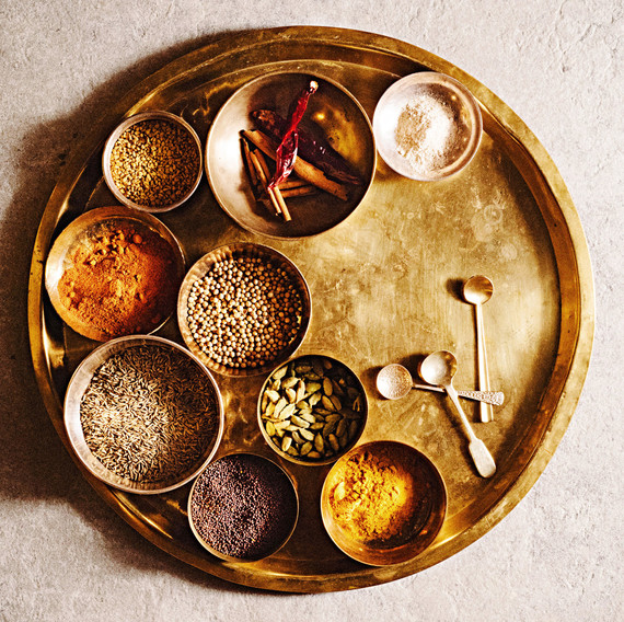 The 10 Basic Spices for Indian Cooking, According to Madhur Jaffrey