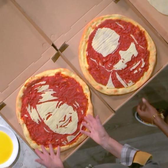 martha snoop pizzas dinner potluck