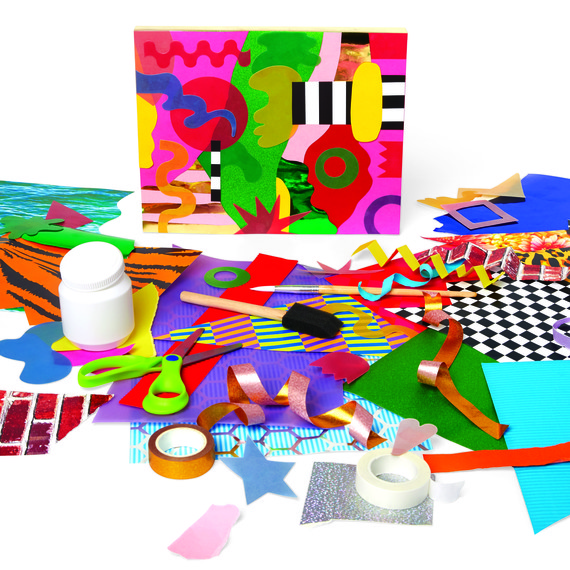 Designer Todd Oldham's New MoMA Kits Equip Budding Artists with Professional Tools