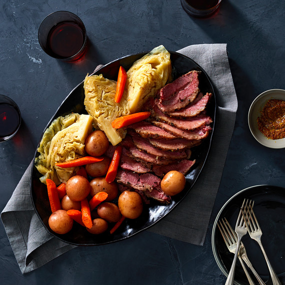 This Is Why You Should Try Making Instant Pot Corned Beef This St. Patrick's Day