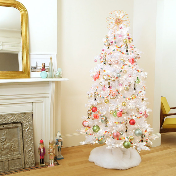 land of sweets christmas tree - Martha Stewart 75 Foot Christmas Trees