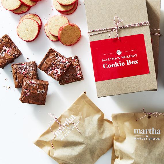 cookie box marley spoon