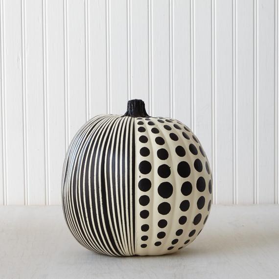 Pumpkin Decorating Optical Illusions & Pumpkin Decorating: Optical Illusions   Martha Stewart
