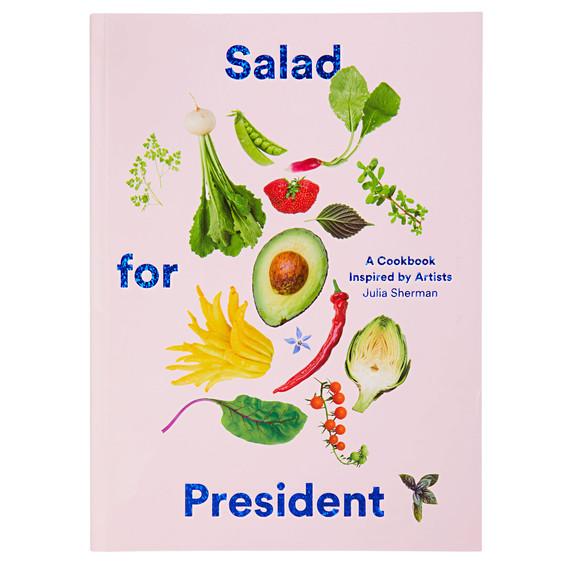 salad for president cookbook