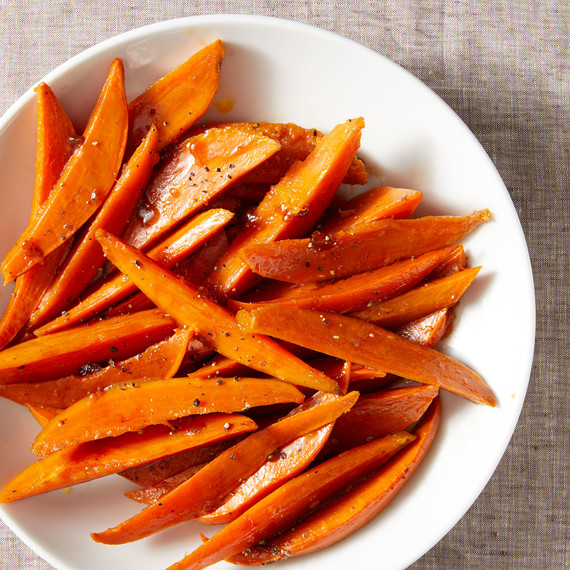 Sweet Potatoes Are Now Among the Most Popular Vegetables in America
