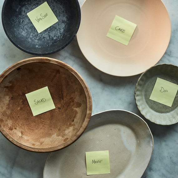 How to Host A Potluck: It's All in the Planning!