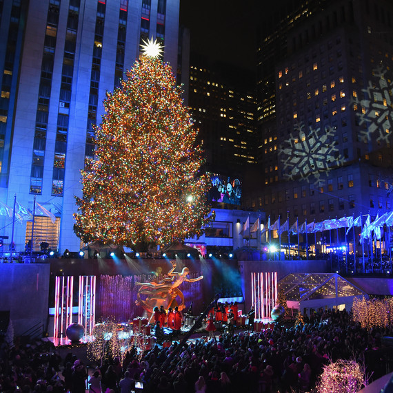 Image result for rockefeller christmas tree 2018