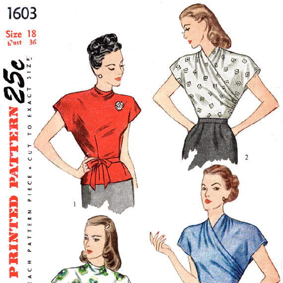 6060 Vintage Sewing Patterns Are Now Available For You To See Interesting Sewing Patterns Com