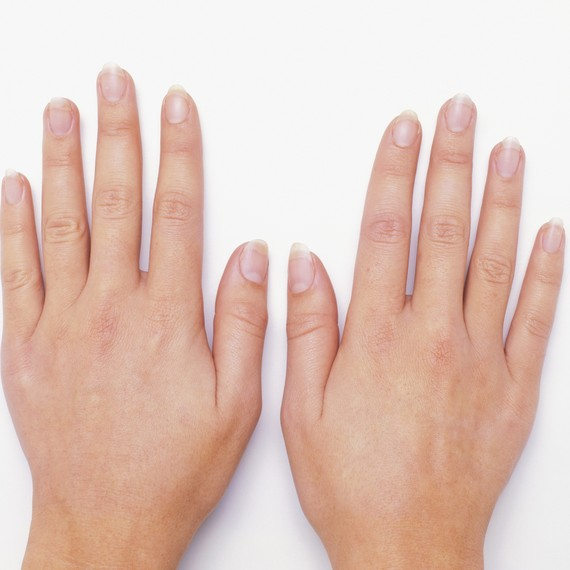 Five Things Your Nails Say About Your Health