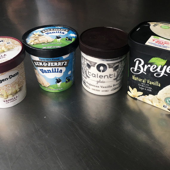 Our Food Editors Reveal the Best Vanilla Ice Cream Brand